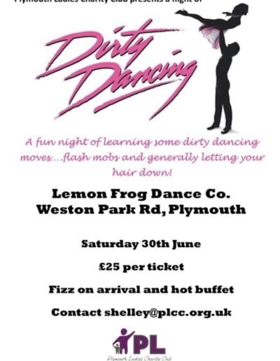 Dirty Dancing Event