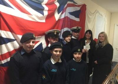 Fundraise - Sea Cadets