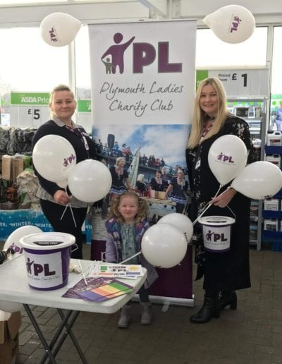 Fundraise - Collecting at Asda